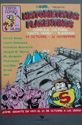 Historietistas Placentinos