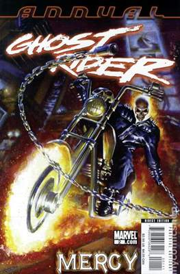 Ghost Rider Annual (2008) (Comic Book) #2