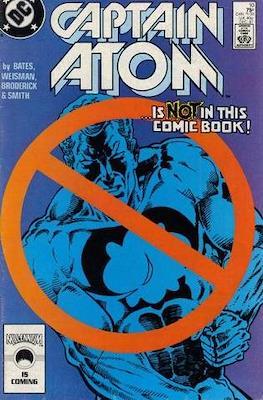 Captain Atom (1987-1991) #10