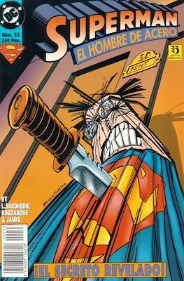 Superman (1993-1996) (Grapa, 48-72 páginas) #33