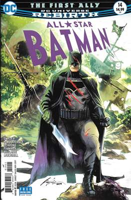All Star Batman vol. 1 (2016-2017) (Comic-book) #14