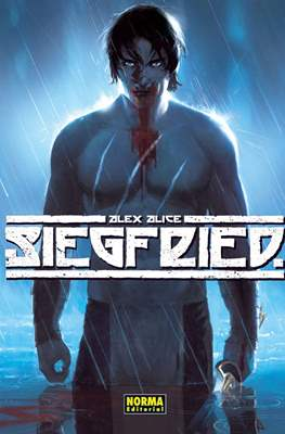 Siegfried (Cartoné 72 pp) #1