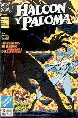 Halcón y Paloma #5