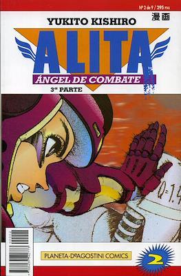 Alita, ángel de combate. 3ª parte #2