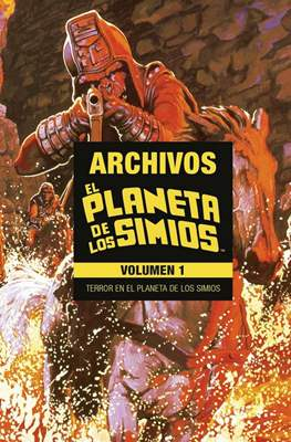 El Planeta de los Simios – Archivos