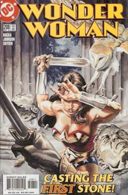 Wonder Woman Vol. 2 (1987-2006) (Comic Book) #208