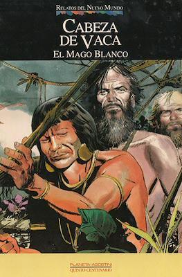 Relatos del Nuevo Mundo (Cartoné 72 pp) #16