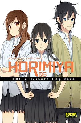 Horimiya (Rústica con sobrecubierta) #6