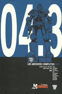 El Juez Dredd: Los Archivos Completos #11