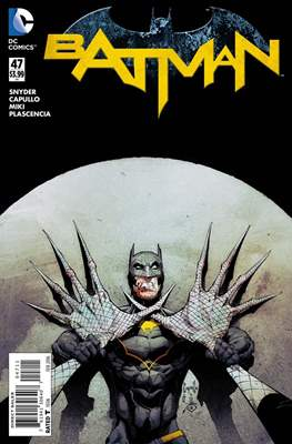 Batman Vol. 2 (2011-2016) (Comic Book) #47