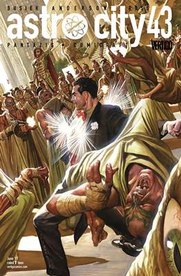 Astro City (Comic Book) #43