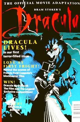 Bram Stoker's Dracula (Comic-book) #1