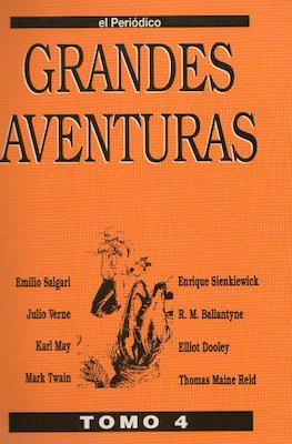 Colección Grandes aventuras (Retapados) #4
