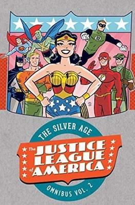 The Justice League of America: The Silver Age Omnibus (Hardcover 896-1056 pp) #2
