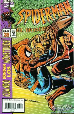 Spider-Man el Hombre Araña (1996-1998) (Grapa) #28