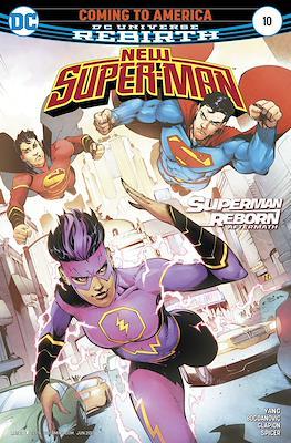 New Super-Man (Comic-Book) #10