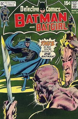 Detective Comics Vol. 1 (1937-2011; 2016-) (Comic Book) #409