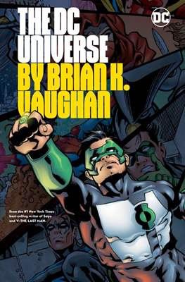 The DC Universe by Brian K. Vaughan