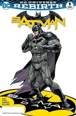 Batman Vol. 3 (2016- Variant Covers) (Comic Book) #1.6