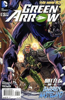 Green Arrow Vol. 5 (2011-2016) #9
