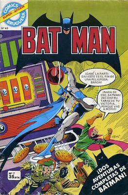 Super Acción / Batman Vol. 2 #7