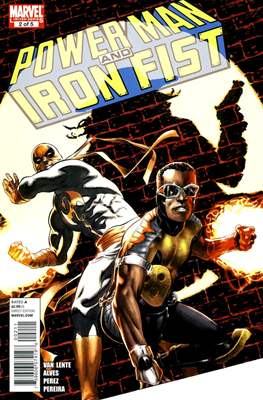Power Man and Iron Fist Vol. 2 (2011) (Grapa) #2