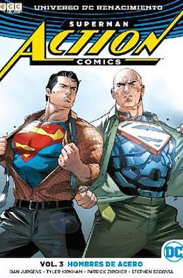 Superman: Action Comics (Rústica) #3