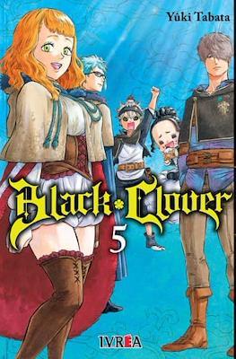 Black Clover (Rústica con Sobrecubierta) #5
