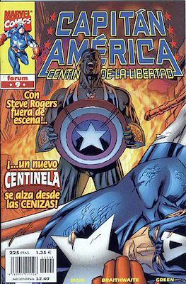 Capitán América: Centinela de la libertad (1999-2000) #9