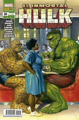El Increíble Hulk Vol. 2 / Indestructible Hulk / El Alucinante Hulk / El Inmortal Hulk (2012-) #106/30