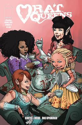 Rat Queens (Comic-book) #5