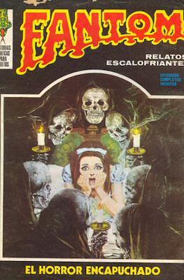 Fantom (1972-1974) (Grapa 64 pp) #9