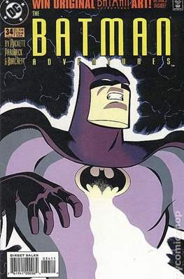 The Batman Adventures (Comic Book) #34
