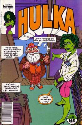 Hulka vol. 1 (1990-1992) (Grapa 32 páginas) #8