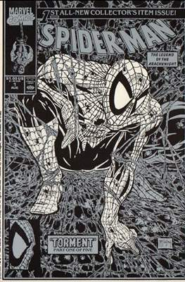 Spider-Man (Vol. 1 1990-2000 Variant Covers) (Comic Book) #1