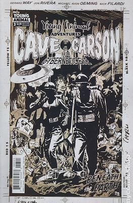 Cave Carson Has a Cybernetic Eye #3.1