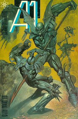 A1 (1989-1992) #4