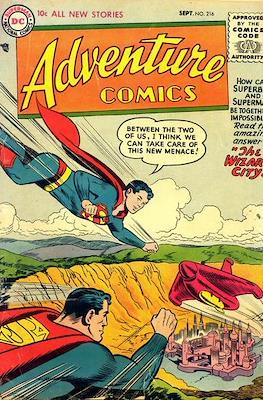 New Comics / New Adventure Comics / Adventure Comics (1935-1983; 2009-2011) (Saddle-Stitched) #216