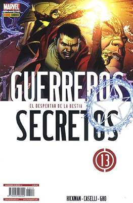 Guerreros secretos (2009-2012) (Grapa) #13