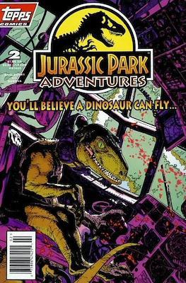 Jurassic Park Adventures (Comic Book) #2