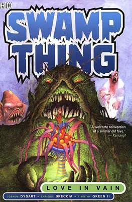 Swamp Thing Vol. 4 (2004-2006) (Softcover) #2