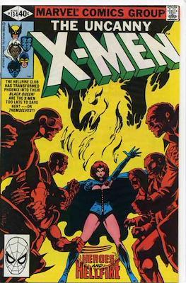 The Uncanny X-Men (1963-2011) #134