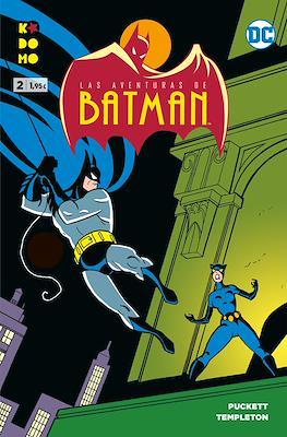 Las aventuras de Batman (Grapa 24 pp) #2
