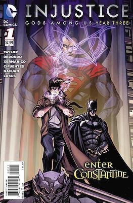 Injustice: Gods Among Us: Year Three (Comic-Book) #1
