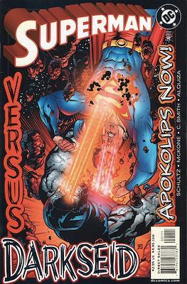 Superman versus Darkseid. Apokolips Now!