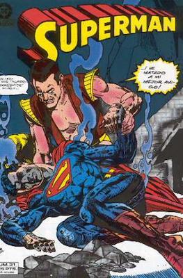 Superman (1984-1987) (Grapa, 34 páginas) #31