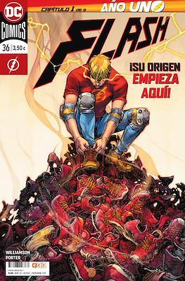 Flash. Nuevo Universo DC / Renacimiento (Rústica - Grapa) #50/36