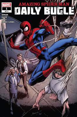 Amazing Spider-Man: Daily Bugle (Comic Book) #1