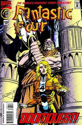 Fantastic Four Vol. 1 (1961-1996) (saddle-stitched) #396