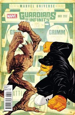 Guardians of Infinity (Variant Cover) (Comic Book) #3